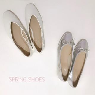 プチプラ春靴投入で足元軽やか♩靴を変えただけでいつものコーデが即新鮮!