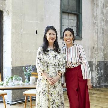 羽田美智子さん&濱美奈子さんのトークとアロマの香りに癒される「M's aroma クリスマスワークショップ」