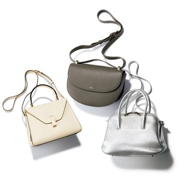 <パフュームオイル&バッグ編>装いを洗練するこの冬の小物テクニック【大草直子さんの最新ファッション戦略】