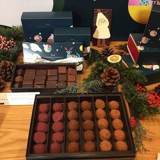 ラ・メゾン・ドゥ・ショコラのクリスマスシーズン限定ショコラがかわいすぎる♡