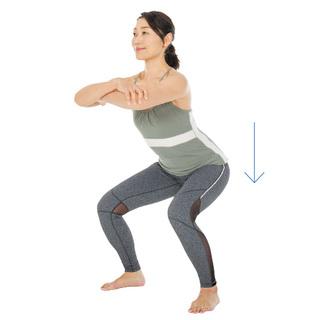 2〜3日に1回のペースでOK!筋肉を強化するトレーニング【キレイになる活】
