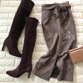 秋にコレを着てみたい!40代に合う細身スカート【高見えプチプラファッション #136】