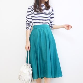 残りわずか!!春に最適カラースカートがまさかの50%OFF!!