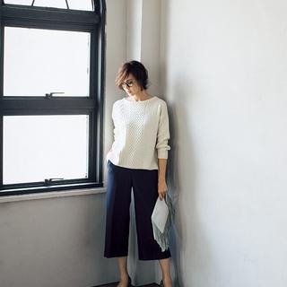 【Trend Pants 3】GAUCHO PANTS