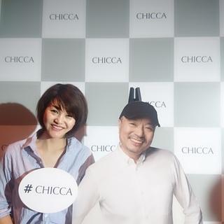 CHICCAのメイクイベント