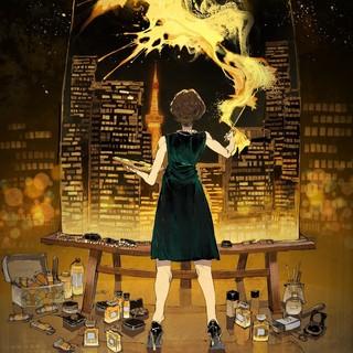 シャネルが気鋭の漫画家とコラボレーション!「MIROIRS - Manga meets CHANEL」