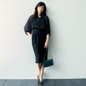 【エクラプレミアム売れ筋まとめ】スタイリスト森慶子さんがセレクト、最愛ブランドの「シンプルルック」