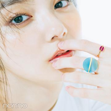 新川優愛の透明感ジュエリー★ ワンランク上の夏にするならこのブランド!