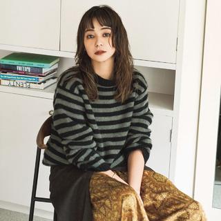 竹下玲奈さんの私服を公開!今冬、おしゃれモデルたちは好きな服をどう着てる?