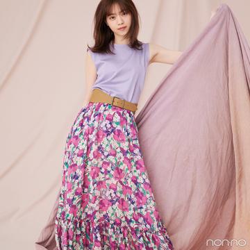モデル・西野七瀬の最新フォトギャラリーを見る