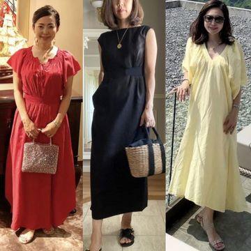 アラフィー読者ブロガーの『夏のワンピース特集』1枚で着てもサマになる!