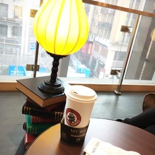上海でもパシフィックコーヒー!
