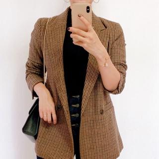 秋の羽織りは「ジャケット」が気分♪