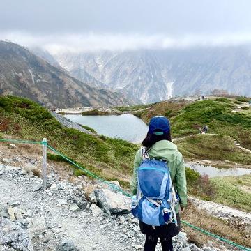 自然を満喫した長野への旅①