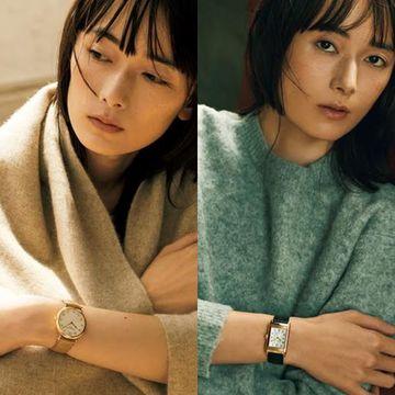 【50代 憧れの腕時計】身に着ける人の女性像が宿る「ハイブランド腕時計10選」