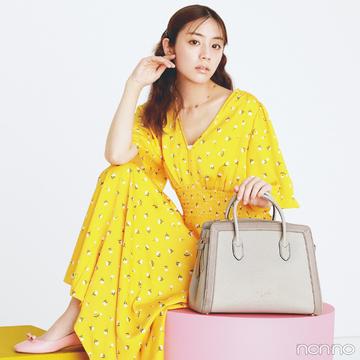 ケイト・スペード ニューヨークの主役級おしゃれバッグ【憧れブランドの新生活バッグ】