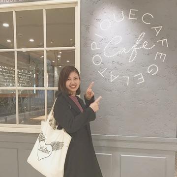 【オススメKYOTO CAFE】 とにかく可愛い♡♡ gelart pique cafe