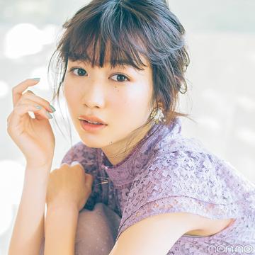 岡本夏美、ノンノモデルになりました!