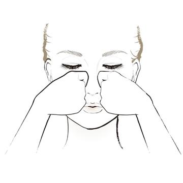 ダラけて広がったパーツを指鍼(ユビバリー)でセンターリフト【新しい習慣に合わせて逆転美容!】