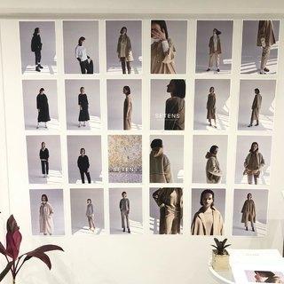 エシカルな時代を生きる大人女性のためのブランド、SETENSの秋冬展示会へ行ってきました!