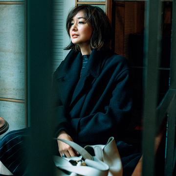 """自分の""""好き""""を突き詰めていく。富岡佳子のファッションスタイル 五選"""