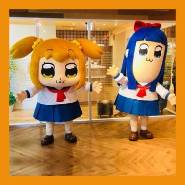 【ポプテピピック】ポップアップショップ in 福岡 ✩*॰