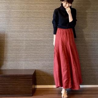 新ベーシック スカートはドラマティックに!