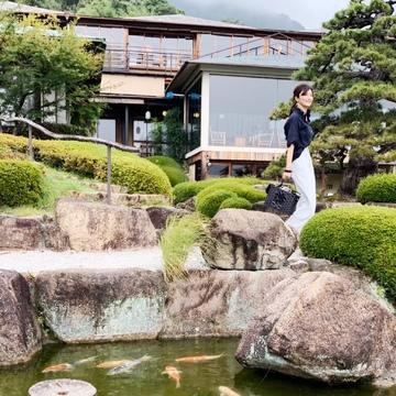 広島でお勧めの御宿 「石亭」
