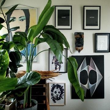 素材、香り、植物、アート。五感に響くものに囲まれる暮らし【人気クリエーターの「心地よい」をつくるもの】