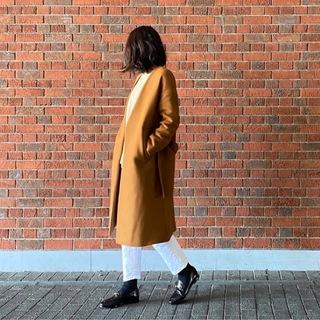 40代の冬コーデ アラフォーファッション