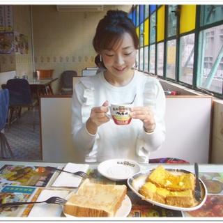 Good morning!老舗香港式カフェで朝食を♡