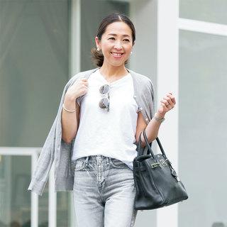 bemiさんの厳選シンプルスタイル【美女組ファッションSNAP】