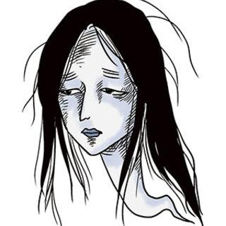 ■メイク崩れ妖怪⑥「ドヨドヨ」
