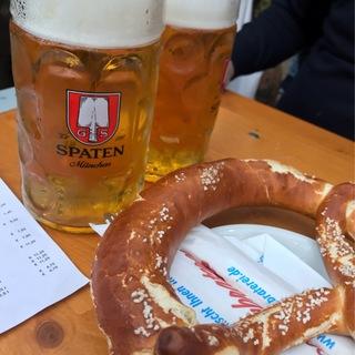 ミュンヘンでビールを飲む‼️_1_3