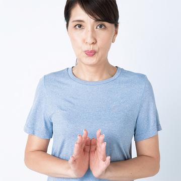 ふっくらデコルテ復活! 美乳エクササイズ1【50代のお悩み・上向き美乳】