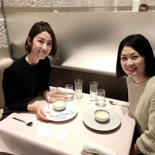 海鮮&野菜たっぷり!ヘルシーフレンチでBirthday Lunch♡_1_5-1