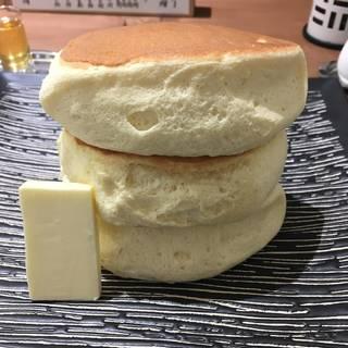 パンケーキを探す旅