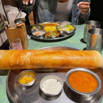 南インド料理に夢中!