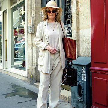 中山まりこさんが解説!パリのおしゃれマダム最旬スナップ【パリ&ミラノの夏マダムスナップ】