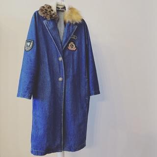 可愛い!が詰まった春コート、今年は冬も使えます!