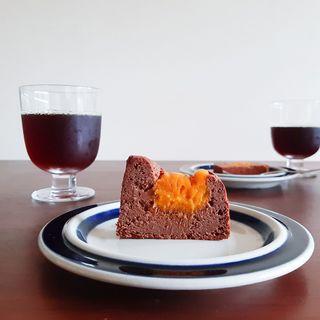 【お取り寄せグルメ】最高に決まっている!幻の超熟マンゴーで作ったガトーショコラ