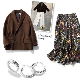 ボリュームシルエットをルーズに楽しむのが気分【ファッションPRの「自腹買いアイテム」】