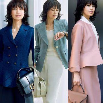 【働く50代女性】今、欲しいのは「堅くないジャケット」着心地のよさと優しい印象のデザイン