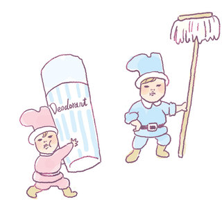 40代のお悩み ニオイ対策 Photo Gallery