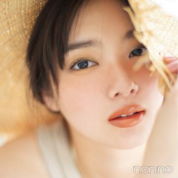 新川優愛のトレンド先取り夏メイク★ 2019夏限定&新作コスメはこう使う!