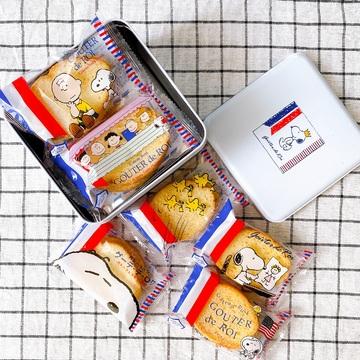 【ガトーフェスタ ハラダ×スヌーピー】限定デザインのお菓子缶が可愛すぎる!