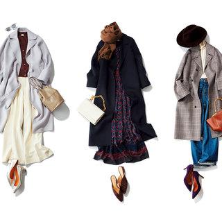 シンプルフェミニン派スタイリスト松村純子さんの「今年のコート、妄想コーデ」