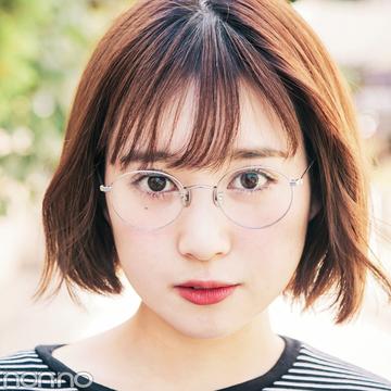 ノンノ専属読モって、どんなおしゃれメガネかけてるの?