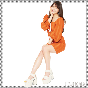 汗をかいても崩れないベースメイク★ NMB48白間美瑠さんの激推しコスメはコレ!