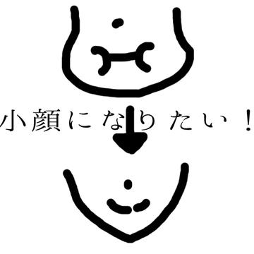 〈小顔〉になりたい!〜my routine~